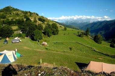 photo de Camping à la ferme Berbescou
