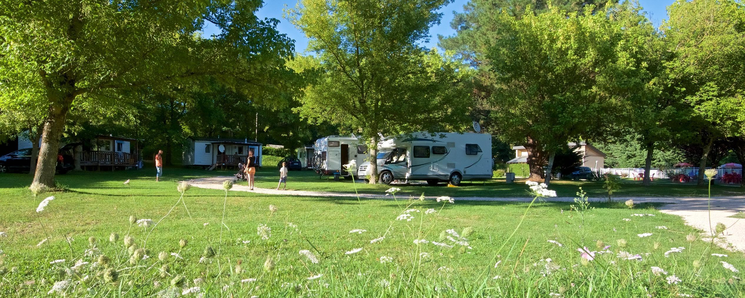 photo de Camping le Petit Pyrénéen