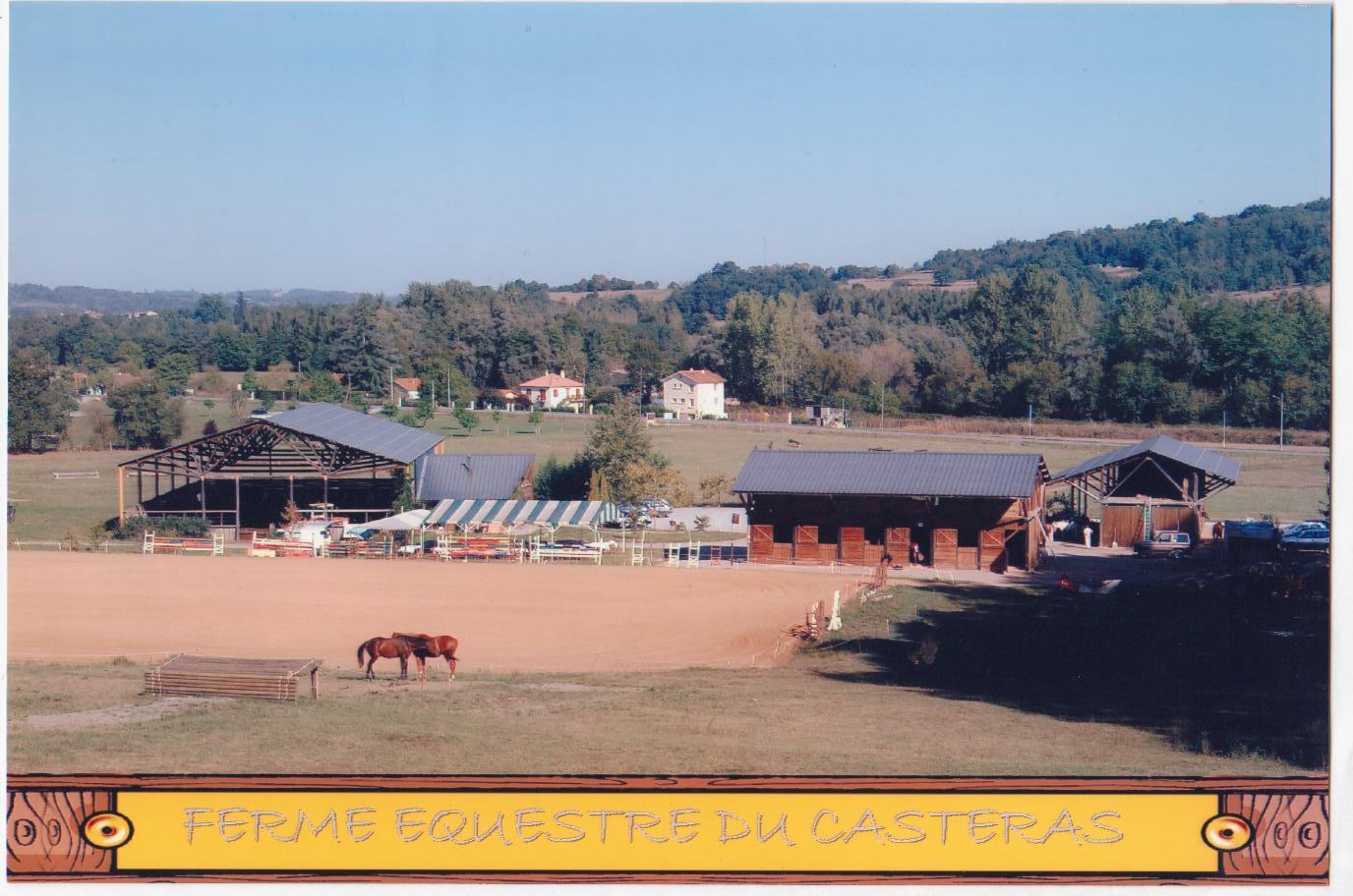 photo de Centre Équestre du Castéras