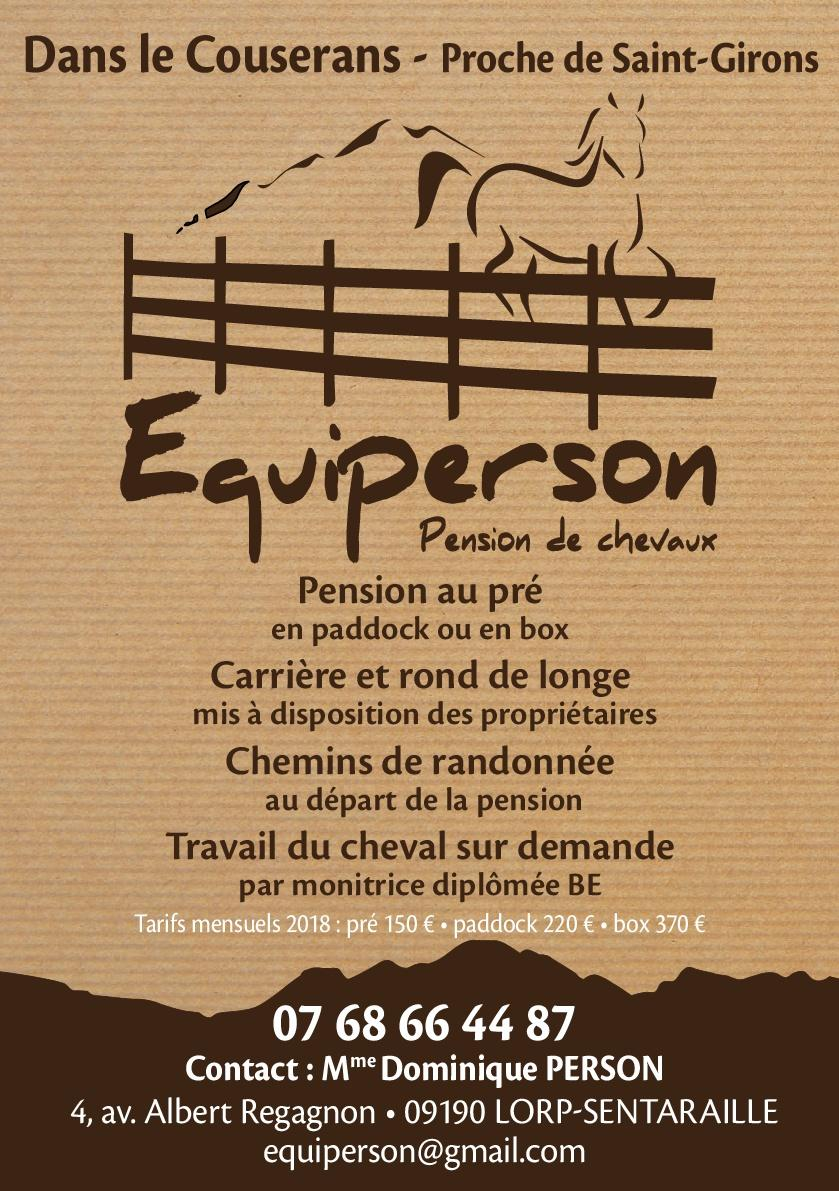 photo de Pension équine EquiPerson