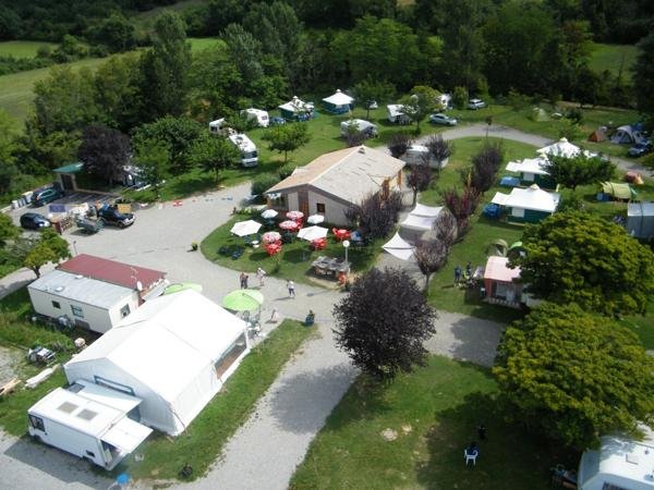 photo de Camping les Eychecadous